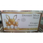 Donkey-milk-soap-Grape-100gr
