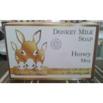 Donkey-milk-soap-Honey-100gr
